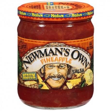 Newman's Own Pineapple Medium Salsa 453g