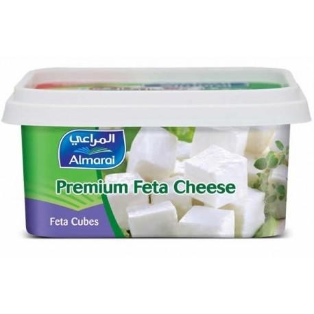 Almarai Premium Feta Cubes Cheese 200G