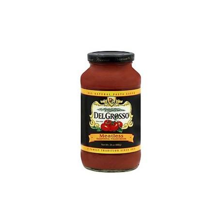 DelGrosso Meatless Pasta Sauce 680g