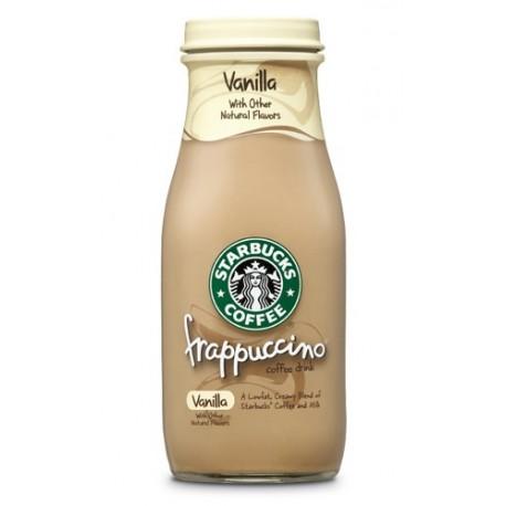 Starbucks Frappuccino Vanilla 281ml