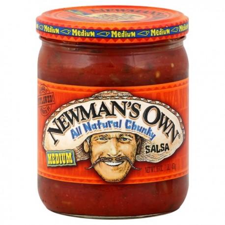 Newman's Own Medium Salsa 453g
