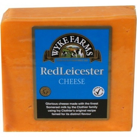 Wyke Farms Red Leicester Cheese 200g