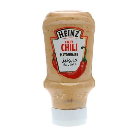 Heinz Fiery Chili Mayonnaise 400ml