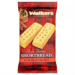 Walkers Pure Butter Shortbread 40g