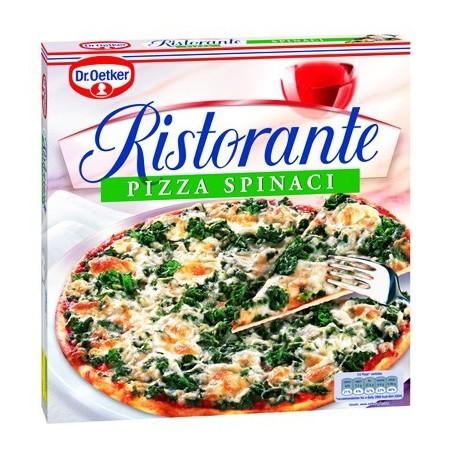 Dr. Oetker Ristorante Pizza Spinaci 390g