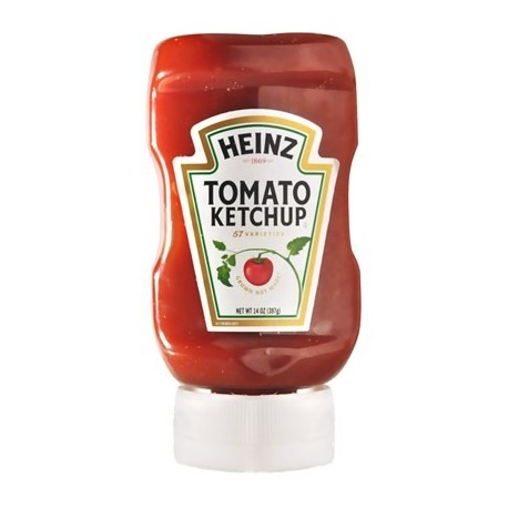 Heinz Tomato Squeeze Ketchup 397g