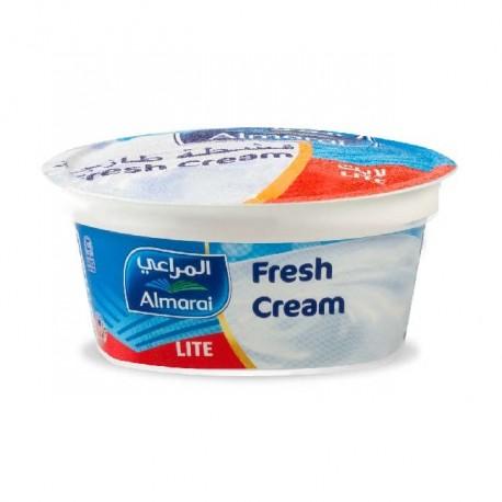 Almarai Lite Fresh Cream 100G