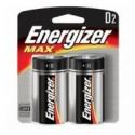 Energizer Max D Pack 2