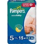Pampers ActiveBaby5, 11-16kg, 14 Diapers