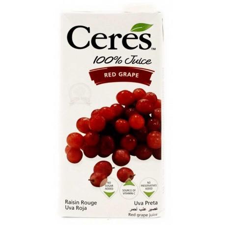 Ceres Red Grape 1L