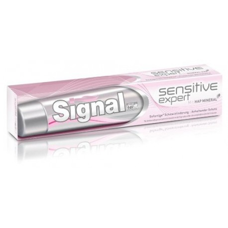 Signal Sensitive Expert Whitening With Hap Mineral 75ml