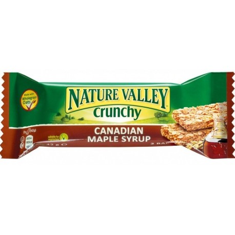 Nature Valley Canadian Maple Syrup Bar 42g