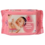 Johnson's Baby Gentle All Over 20 Wipes