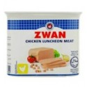 Zwan Chicken Luncheon Meat Hot & Spicy 340g