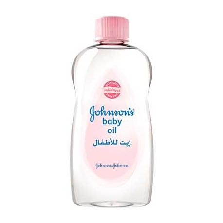 Johnson's Baby Oil 300ml