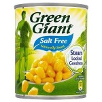 Green Giant No Added Salt Sweet Corn 340g