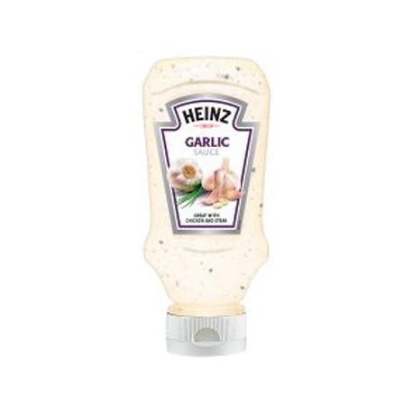 Heinz Real Garlic Mayonnaise 400ml