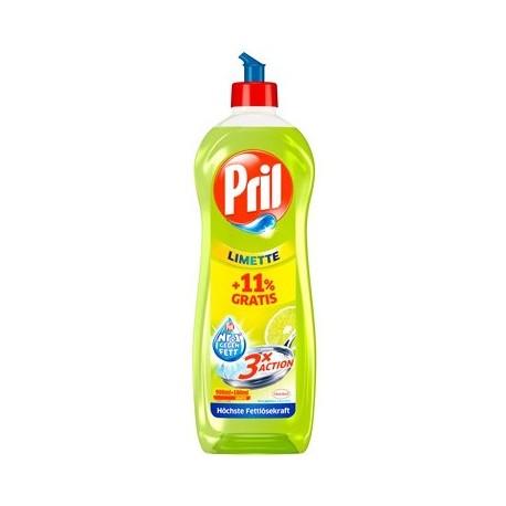 Prill Lemon Dish Washing Liquid 1L