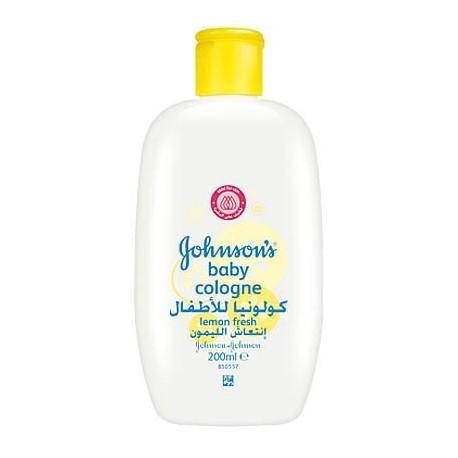 Johnson's Baby Cologne Lemon Fresh 200ml