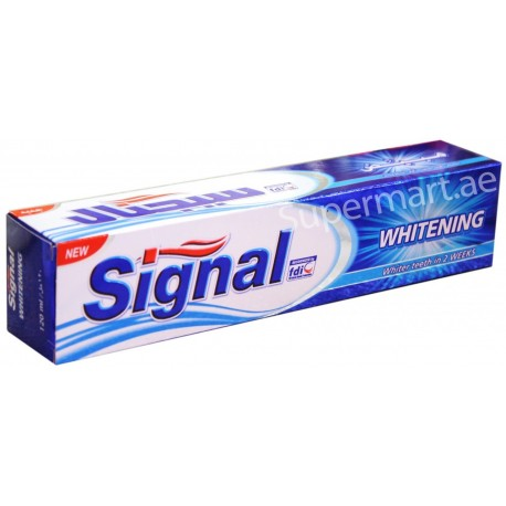 Signal Whitening Toothpaste 120ml