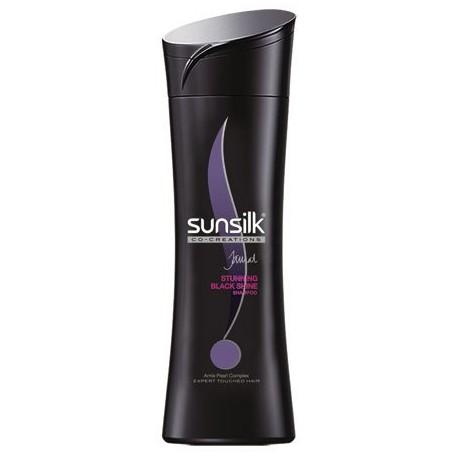 Sunsilk Co-Creations Stunning Black Shine Conditioner 350ml