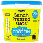 Oomf! Whey Protein Porridge Bench Pressed Oats Banana 75g
