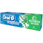 Oral B Complete Mouthwash+Toothpaste Fresh Mint 100ml