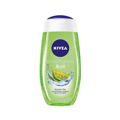 Nivea Lemongrass & Oil Shower Gel 250ml