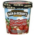Ben & Jerry's  Strawberry Cheesecake Ice Cream 473ML