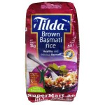 Tilda Brown Basmati Rice 1kg
