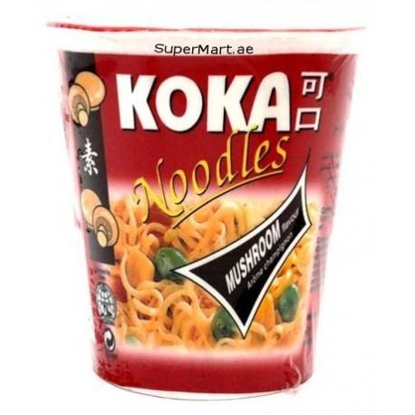 Koka Cup Noodles Mushroom 70g