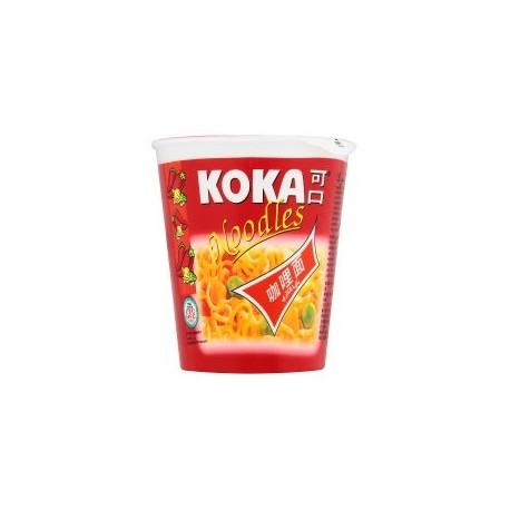Koka Noodles Curry 70g
