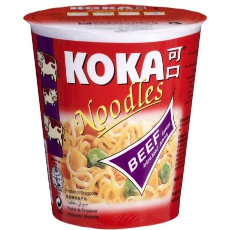 Koka Noodles Beef 70g