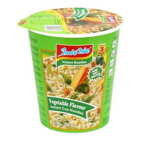 Indomie Cup Noodles Vegetable 60G
