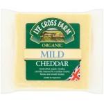 LYE Cross Farm Organic Mild Cheddar Cheese 200g