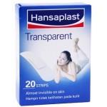 Hansaplast Transparent Band aid 20strips