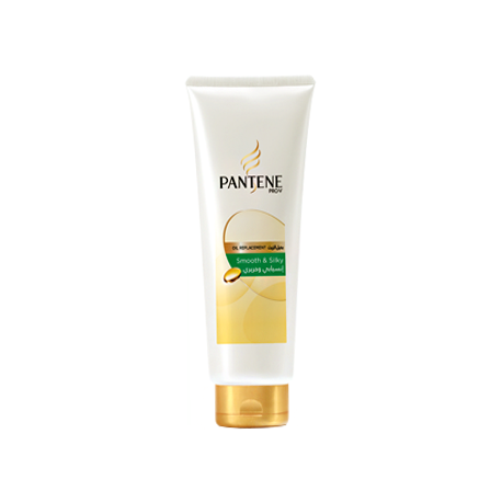 Pantene Oil Replacement Smooth & Silky Conditioner 375ml