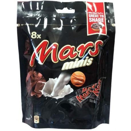 Mars Minis 8x 144g