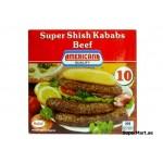 Americana Super Shish Kababs Beef 320g