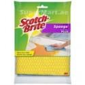 Scotch Brite 4 Extra Absorbent Sponge Cloth Plus