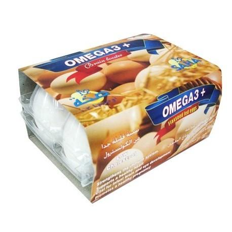 Saha Omega3 Eggs 6