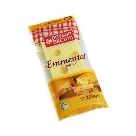 Paysan Breton Emmental Francais Cheese 220g