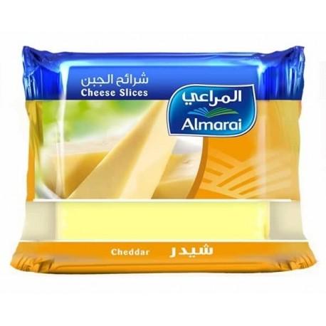 Almarai Cheddar Cheese Slices 200g