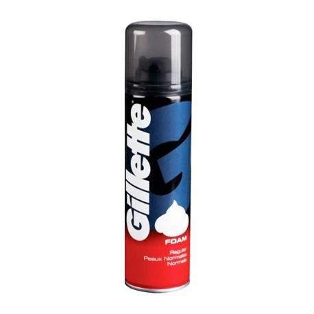 Gillette Shaving Foam Classic Clean 200ml