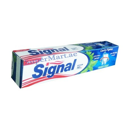 Signal Cavity Fighter Fresh Mint Toothpaste 120ml