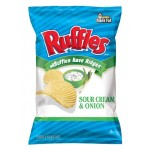 Ruffles  Sour Cream and Onion 184.2g