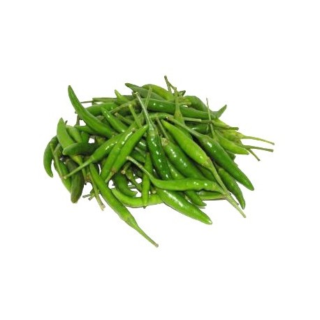 Green Chillies 100GM