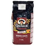 Quaker White Oats Flakes 500g+100g