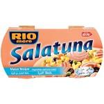 Rio Mare Salatuna Maize Recipe in Vegetables and Tuna Salad 2x160g