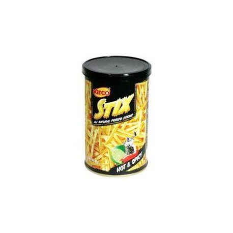 Kitco Stix Hot & Spicy 45g